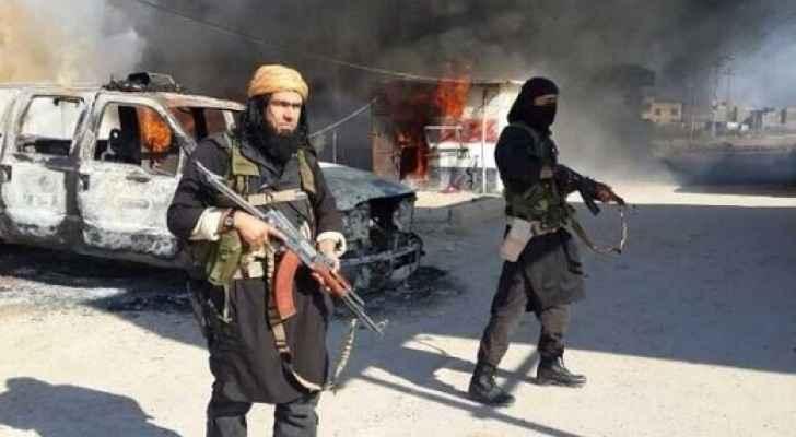ارشيفية لإرهابيين من داعش