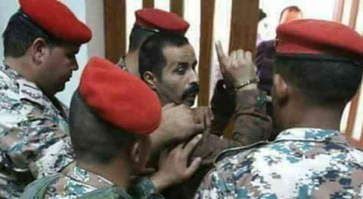 الاردن - الاردن - السجن المؤبد لجندي اردني قتل ثلاثة جنود امريكيين