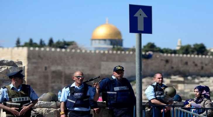 الاحداث اندلعت بعد اغلاق الاحتلال للمسجد الأقصى