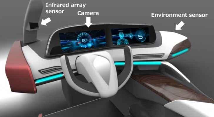 تقنية ثورية للتحكم بالنعاس أثناء القيادة من باناسونيك