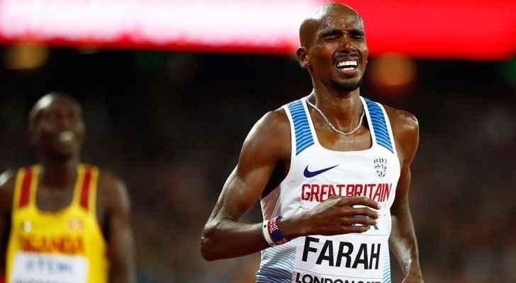 فرح يحتفظ بذهبية سباق 10 آلاف متر