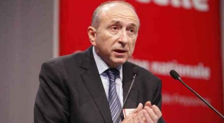 وزير الداخلية الفرنسي جيرار كولوم