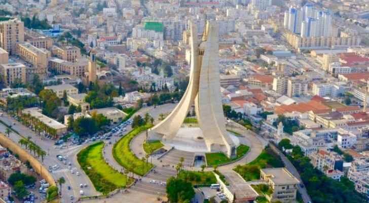 العاصمة الجزائر