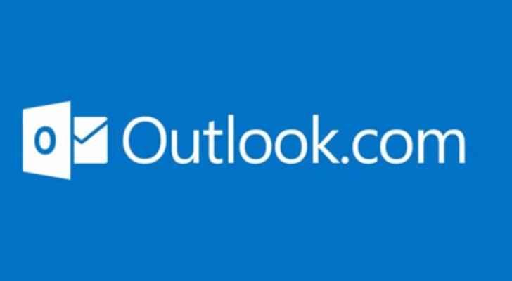 مايكروسوفت تحدّث تصميم بريد أوتلوك بشريط بحث كبير