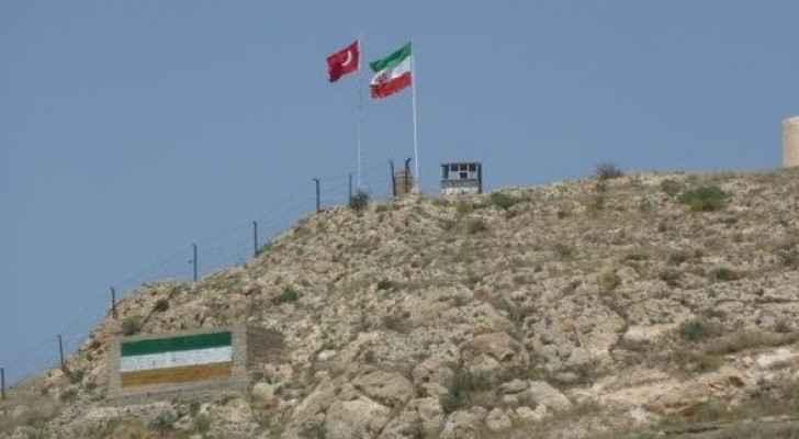 تركيا تشيد جداراً أمنياً على حدودها مع إيران