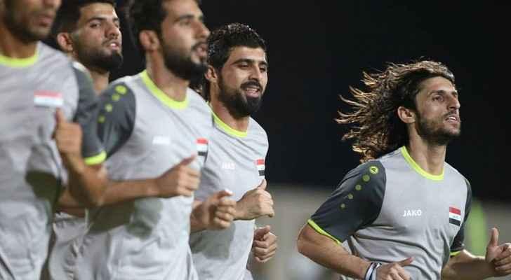 العراق يطلب نقل مباراته أمام الإمارات من ايران الى الأردن