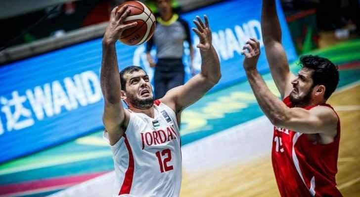 منتخب السلة يحقق انتصارا صعبا على سوريا بافتتاح مشواره في نهائيات اسيا