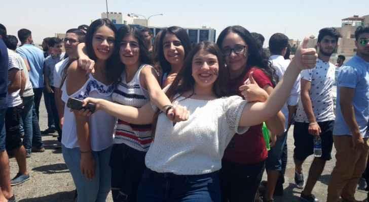 احتفال الناجحين بامتحان الثانوية العامة