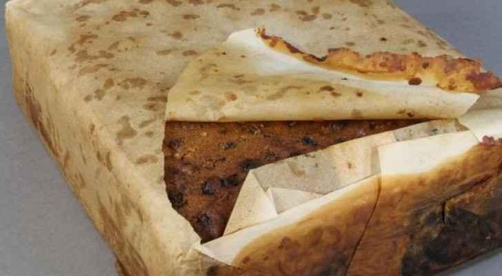 فطيرة عمرها أكثر من قرن ما زالت صالحة للأكل