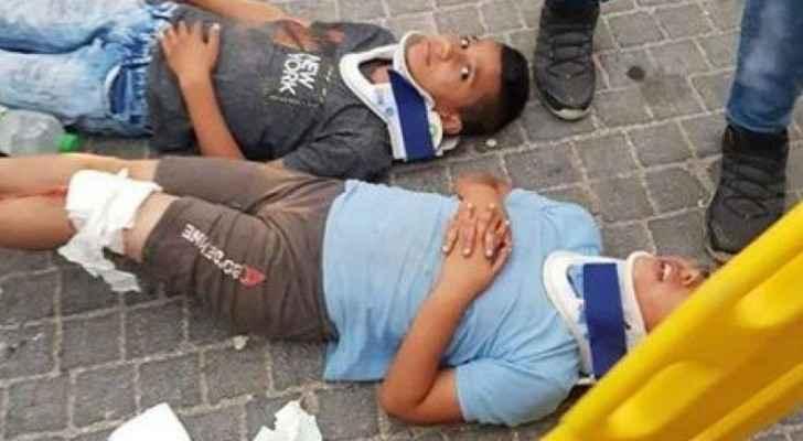 اهالي سلوان يطالبون الاحتلال بفتح تحقيق في حادثة تعرض لها ابنائهم