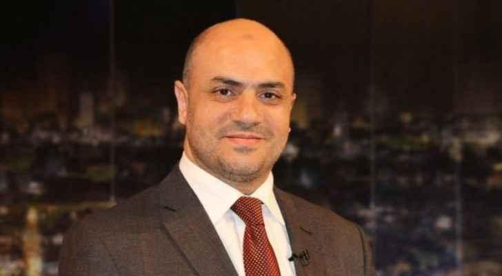 وزير الأوقاف والشؤون المقدسات الإسلامية الدكتور وائل عربيات