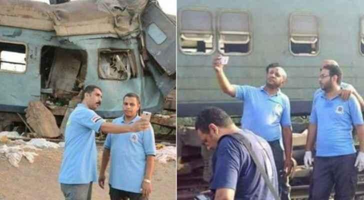 """غضب في مصر بسبب """"سيلفي المنقذين"""""""