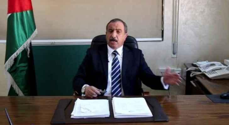 مدير عام هيئة تنظيم النقل البري صلاح اللوزي