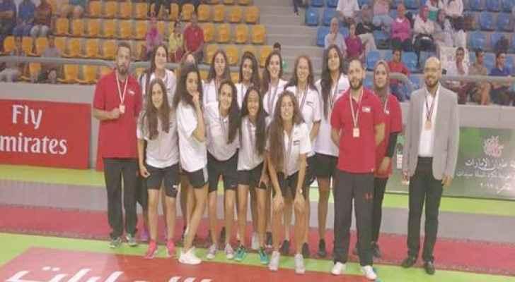 منتخب السيدات لكرة السلة يحقق الميدالية البرونزية في البطولة العربية
