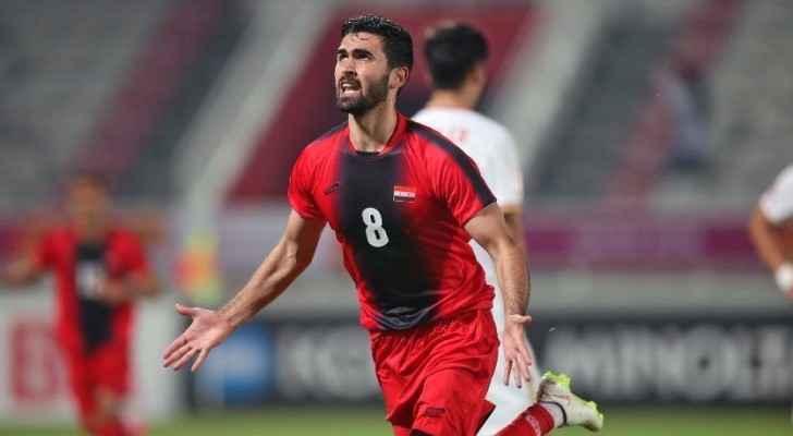 خسرت قطر أمام سوريا بـ3-1