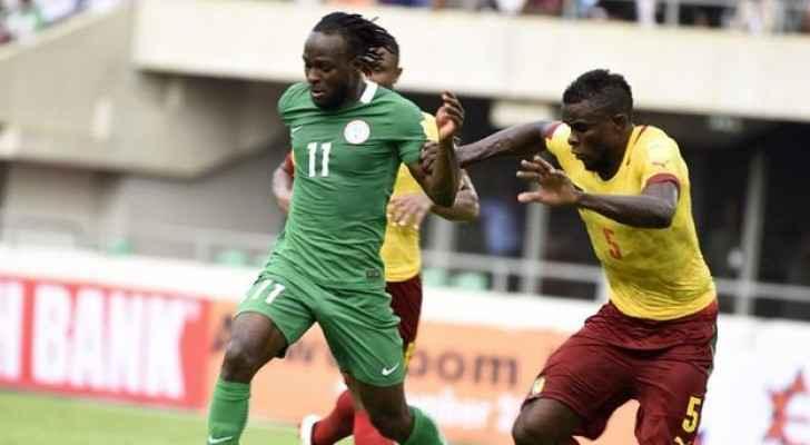 الكاميرون تتعادل أمام نيجيريا ويتبخر حلمها بالتأهل للمونديال