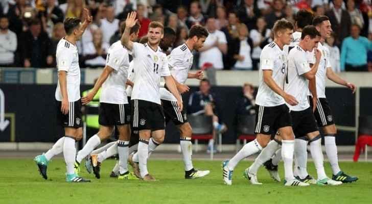 ألمانيا تكتسح النرويج وتقترب أكثر من مونديال روسيا