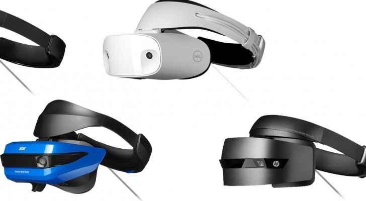 """مايكروسوفت تعلن عن موعد إصدار """"خوذ الواقع المختلط"""" المخصصة لويندوز"""