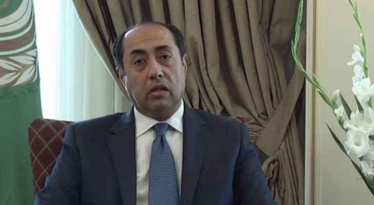 الأمين العام المساعد لشؤون مكتب الأمين العام بالجامعة العربية حسام زكي
