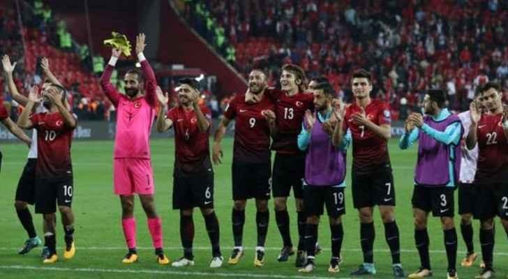تركيا تنعش آمالها في التأهل لكأس العالم بالفوز 1-صفر على كرواتيا
