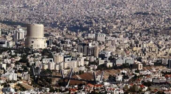 العاصمة عمان- ارشيفية
