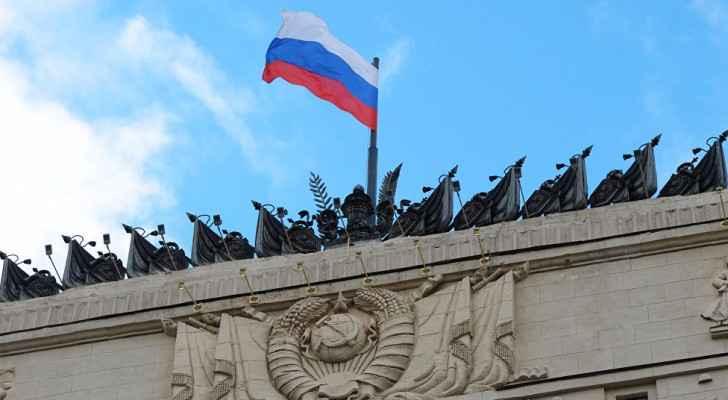 وزارة الدفاع الروسية،