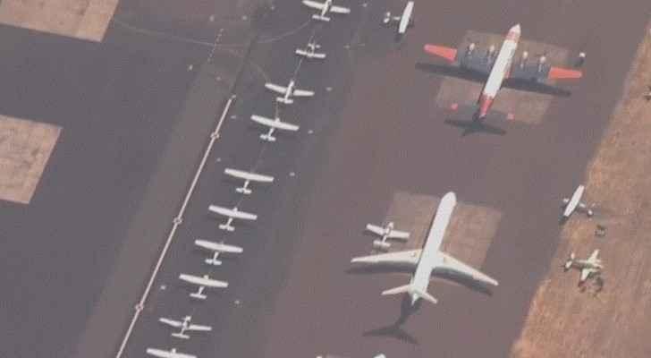 """هروب جماعي لطائرات فلوريدا خوفا من """"إرما"""""""