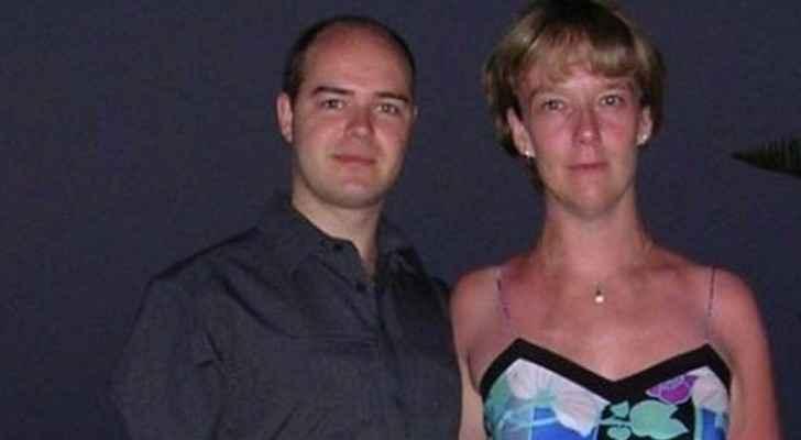 نيل تويدي وزوجته هيلين