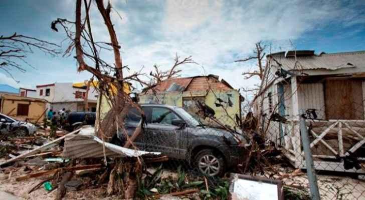 من اعصار ايرما