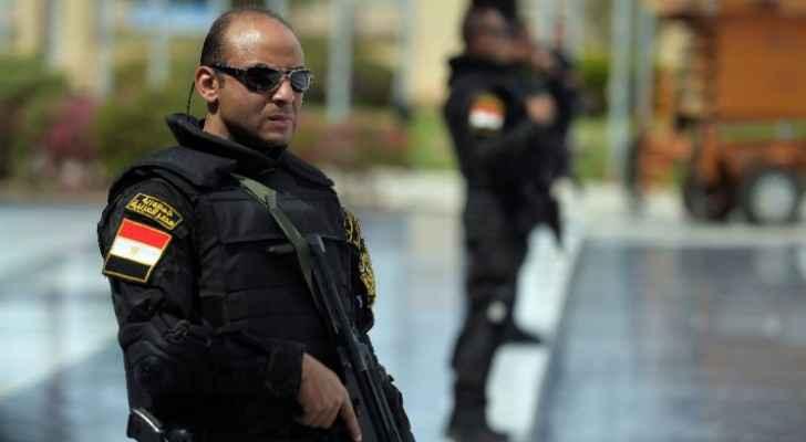عناصر من الأمن المصري - أرشيفية
