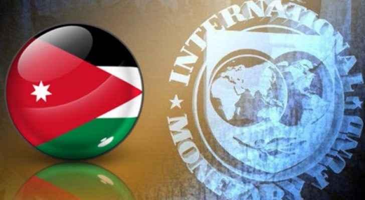 بعثة صندوق النقد الدولي سوف تزور الأردن مطلع الأسبوع القادم