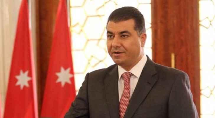 وزير الزراعة المهندس خالد حنيفات