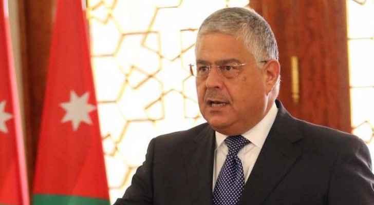 وزير المالية عمر ملحس