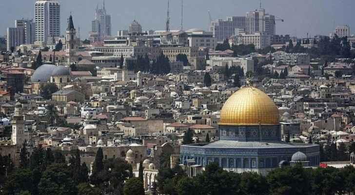 مدينة القدس المحتلة