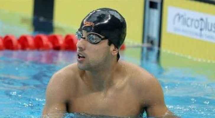 البدور يواصل التألق في البطولة الاسيوية للسباحة