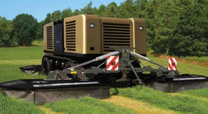 روبوتات قادرة على زراعة المحاصيل والعناية بها وحصادها دون أي تدخل بشري.