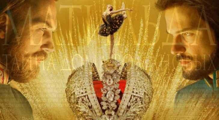 الفيلم يصور علاقة غرامية بين راقصة باليه وآخر القياصرة الروس