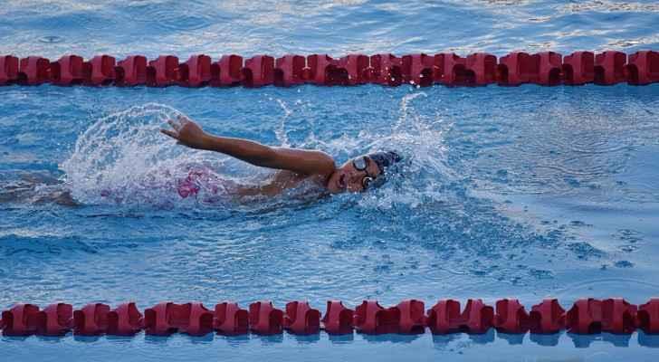 اختتام بطولة الأردن الصيفية المفتوحة الثانية للسباحة