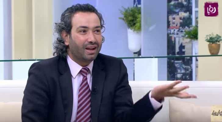 المستشار التربوي والأسري د. خليل الزيود