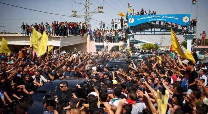 الغزيون يأملون أن ينهي اتفاق حماس وفتح سنواتهم العجاف