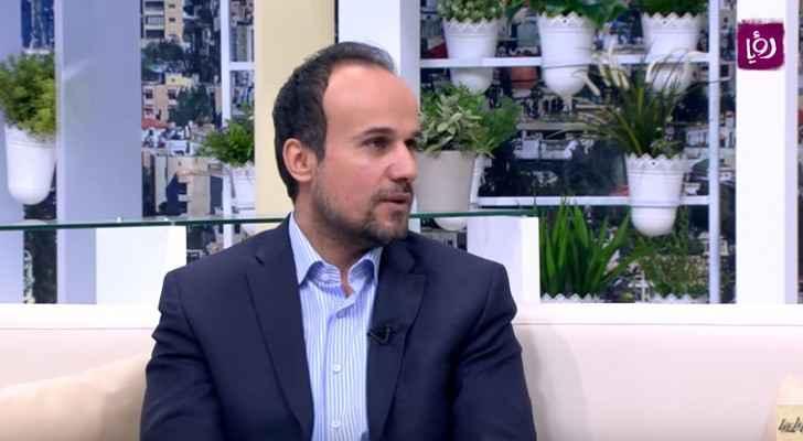 الدكتور طارق ابو حويج - استشاري الامراض الباطنية وضغط الدم وزراعة الكلى