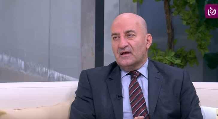 استشاري أمراض القلب والشرايين التداخلية الدكتور اياس الموسى