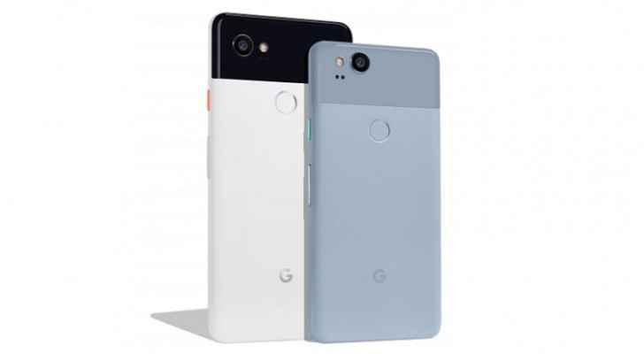 جوجل تعلن رسميا عن هاتفي Pixel 2 و Pixel 2 XL مع أفضل كاميرا على الإطلاق