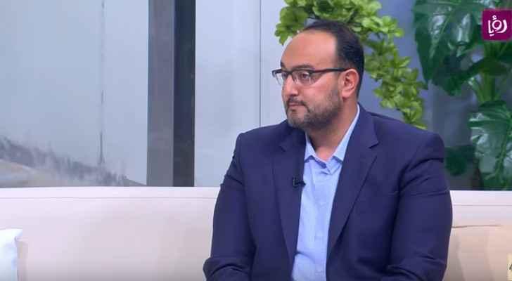 الدكتور يزن عبده - أخصائي تربوي وأسري