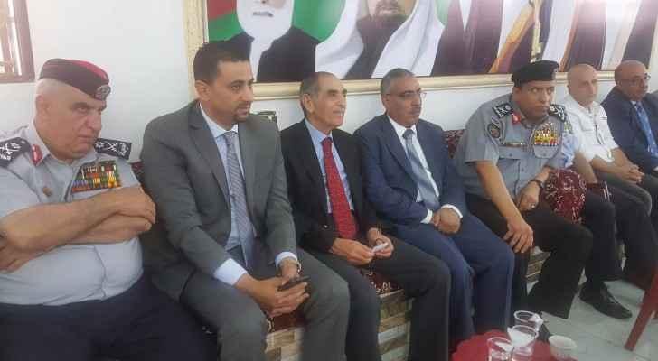 وزير الداخلية يصل الرمثا بعد أعمال شغب على خلفية 'اعتداء' البحث الجنائي