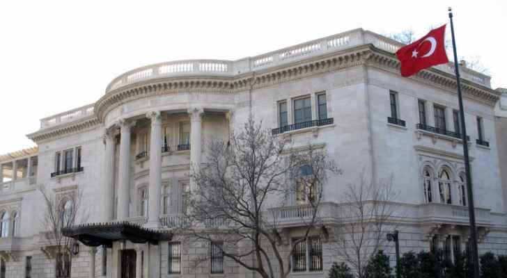 السفارة التركية في واشنطن
