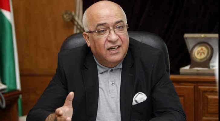 وزير الشؤون السياسية والبرلمانية موسى المعايطة