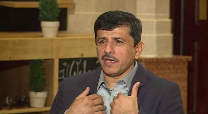 المدير الفني للمنتخب الوطني عبدلله المسفر