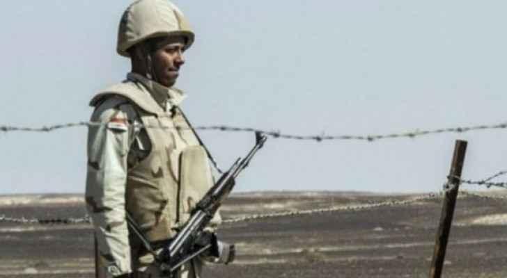 مجند مصري - ارشيفية