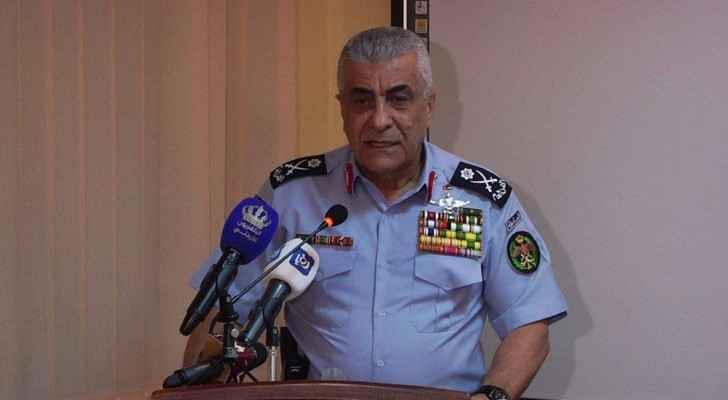 مدير الامن العام اللواء الركن احمد سرحان فقيه